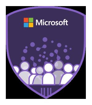 Microsoft Classroom Foundation pathway badge