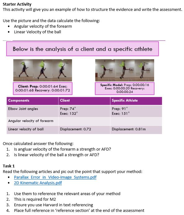 An example screenshot of a worksheet resource created in Class Notebook.
